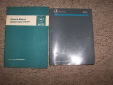 1953-1959 Mercedes Benz 180D Shop Service Repair Manual 1954 1955 1956 1957 1958