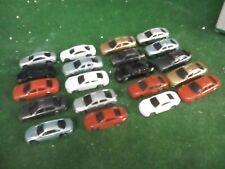 20 Pcs Painted Model Cars model railway Scenery detail  N Scale 1:150. (MLK)