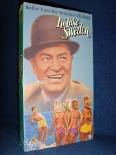 I'll Take Sweden (VHS, 1993) Brand New Factory Sealed!•Out-of-Print•USA•Bob Hope