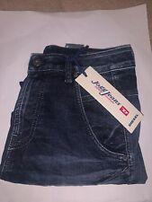 Diesel Ladies Stretch Jogg Jeans Fayza 0604z Blue Size 25 X 30 New