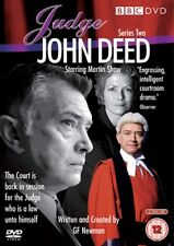 Judge John Deed: Series 2 (Box Set) [DVD]