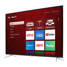 TCL 55S423-RB 4 Series 4K UHD HDR Smart TV, 55 Inches