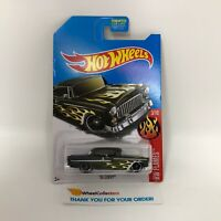 '55 Chevy * Dark Green Kmart Only * 2017 Hot Wheels * G8