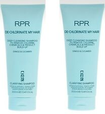 RPR DE-CHLORINATE MY HAIR SHAMPOO 200 ML X 2  FREE SHIPPING