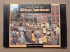 African American Painters Postcard Booklet Smithsonian Hist