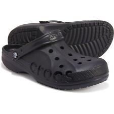 New Men's/ Women's Crocs Black Baya Clogs, Shoes. Comfortable, Water Friendly