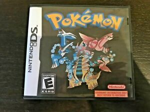 Pokemon Legendary Distribution Cartridge case ONLY