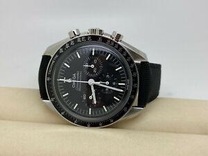 OMEGA Speedmaster Co-Axial Moonwatch Box&Papiere 09.2021 UNGETRAGEN LP 5.800€
