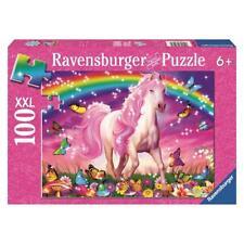 RAVENSBURGER PUZZLE 100 partie XXL Pferdetraum fille Puzzle à partir de 6 ans