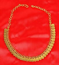 indian fashion jewelry bollywood necklace ethnic earring gold traditional set
