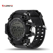 New Lemfo XR05 Waterproof Bluetooth Diving Smart Watch Pedometer For Android iOS