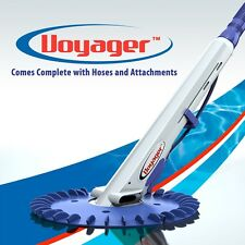 Voyager Head Only Swimming Pool Cleaner Incl 1 X White Hose