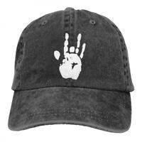 The Grateful Dead Jerry Garcia Hand cowboys Snapback Baseball Hat Adjustable Cap