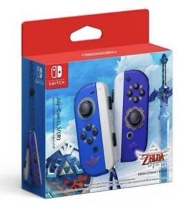 Nintendo Switch Joy-Con L/R The Legend of Zelda: Skyward Sword HD Edition