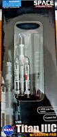 Titan IIIC w/Launch Pad  - Scala 1:400 Die Cast - Dragon Space