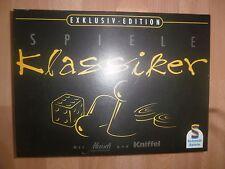 Schmidt-Spiele 49120 Spielesammlung Klassiker wie neu!
