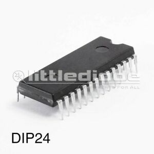 AD1865N-K SemiConductor - CASE: DIP24 MAKE: Analog Devices
