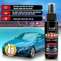 Car Scratch Coating Agent Repair Nano Spray Oxidation Liquid Ceramic Coat 80ml*1
