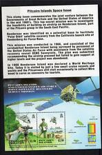 PITCAIRN ISLANDS MNH 2000 MS582 EXPO 2000 WORLD STAMP EXHIBITION MINISHEET