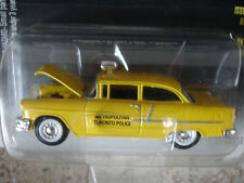 Racing Champions Toronto Metro Police 1955 Chevy Bel Air issue #22