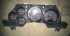 RX7 Mazda Rotary 13B FD3S RARE KM MPH Gauge Clock Dash Speedo - TRWORX.