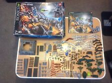 Lego Bionicle Piraka Outpost 8892 - Incomplete - With Box, Instructions Etc.