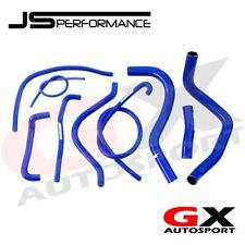 JS Performance Suzuki GSXR 600/750 Coolant Hose Kit (01-03)