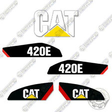 Caterpillar 420E Backhoe Loader Decal Kit Equipment Decals 420 E