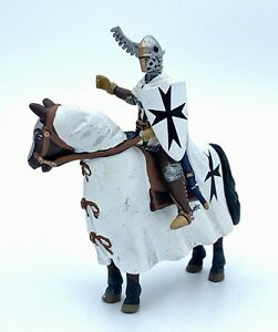 Soldier Lead Of - Middle Aged Men Altaya - Frontline - Knight Order Teutonic