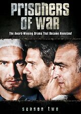 PRISONERS OF WAR SEASON TWO 2 New Sealed 4 DVD Set Homeland