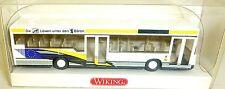 Bus Man SL 202 die LEONES Bajo den Osos Vehículo PUBLICITARIO a escala WIKING