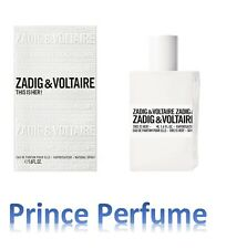 ZADIG & VOLTAIRE THIS IS HER EDP VAPO NATURAL SPRAY - 100 ml