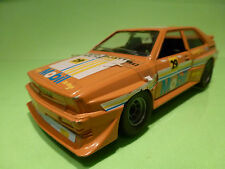 POLISTIL SN29 SN40 AUDI  QUATTRO - MOBIL GOODYEAR - ORANGE 1:24 - GOOD