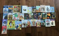 Drawn into the Heart of Reading - 32 Mixed Lot Books - Homeschool Set - 2nd-5th