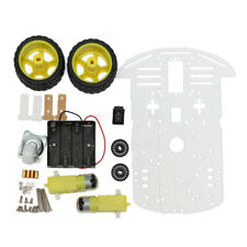 2WD Smart Motor Robot Car Chassis Battery Box Kit Speed Encoder for Arduin G0S3