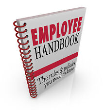 Employee Handbook with Employment Contracts-full and part time-fully editable