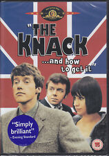 The Knack ...and how to get it - Rita Tushingham New & Sealed UK R2 DVD
