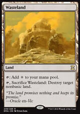 MTG WASTELAND EXC - LANDE DESOLATE - EMA - MAGIC