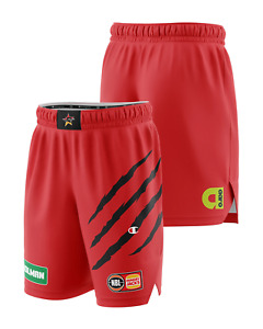 Perth Wildcats 20/21 Authentic Home Shorts, NBL Basketball