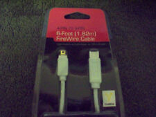 Gigaware 4 Pin to 9 Pin Firewire Cable (6 foot) 1500007