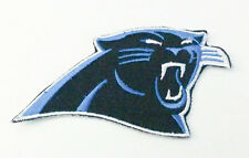 """Camiseta de Jersey Carolina Panthers Nº parche con el logotipo de hierro en 3 3/4"""" X 2"""" envío gratuito por correo envolvente"""