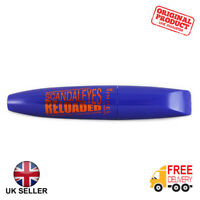 Mascara Rimmel Scandal Eyes Reloaded Waterproof Black 001 12ml