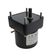 70ktyz Synchronous Motor Low Speed Permanent Magnet Gear Motor Ac220v 20w Cwccw