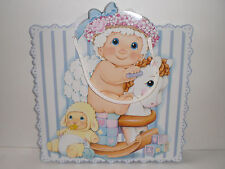 """Dreamsicles Baby Birthday Shower Gift Bags Party Supplies 11""""x11 1/2"""" Lot of 12"""