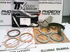 C-6 C6 TRANSMISSION REBUILD KIT 68-74 2 WD WITH  CLUTCH PACK fits Thunderbird