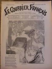 LE COURRIER FRANCAIS 1901 N 28 PETITE MAMAN de WIDHOPFF