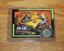 Rare & Collectible 1993 TEAM BLOCKBUSTER #04 Run Saber Game - Near Mint