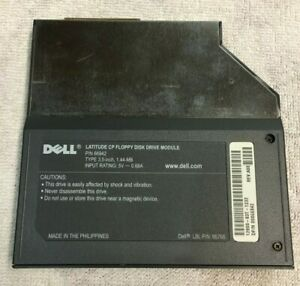 """Used OEM Dell 3.5"""" 1.44 MB Floppy Disk Drive P/N 66942. Quantity of 3 available."""