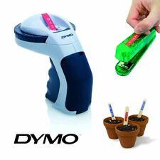 Dymo Label Maker Embossing Manual Handheld Embosser Labeling for Office Home