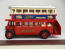 Lledo Days Gone - Libby's Pineapple - DG15032 -1932 AEC Regent Double Decker Bus